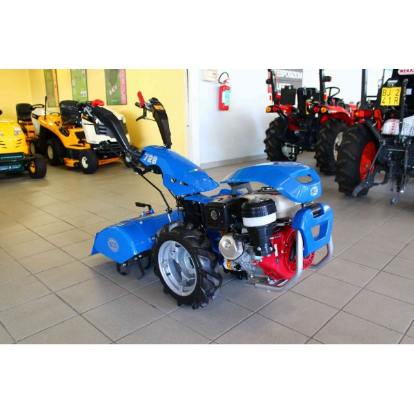 Motocoltivatore bcs 728 powersafe for Trincia x motocoltivatore