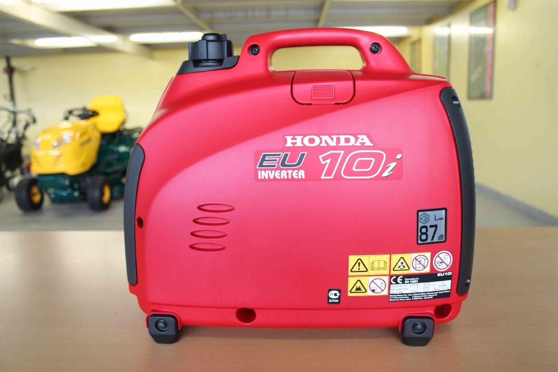 Generatore honda eu 10i inverter for Generatore honda eu20i usato